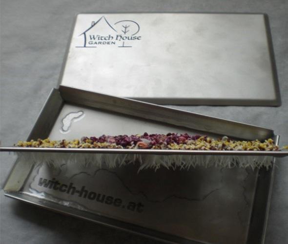 Produktfoto: Keimschale 10x20cm von Witch House