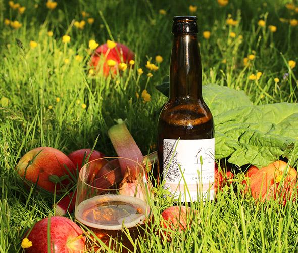 Produktfoto vom Cider Vinegar | Witch House by Georg Miggitsch