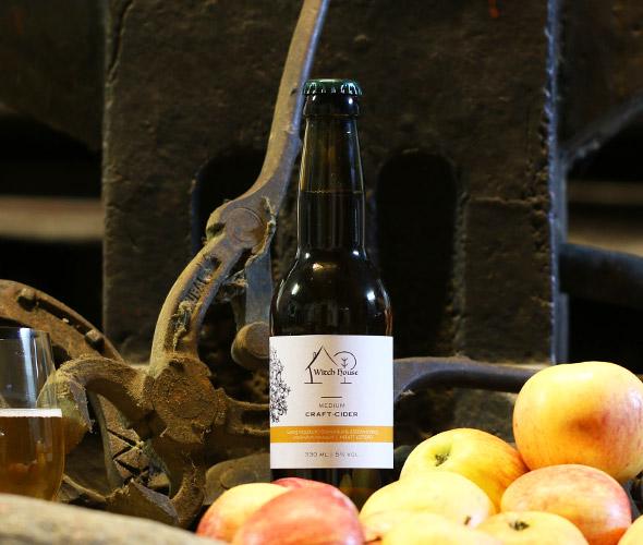 Produktfoto: Cider | Witch House by Georg Mitggitsch